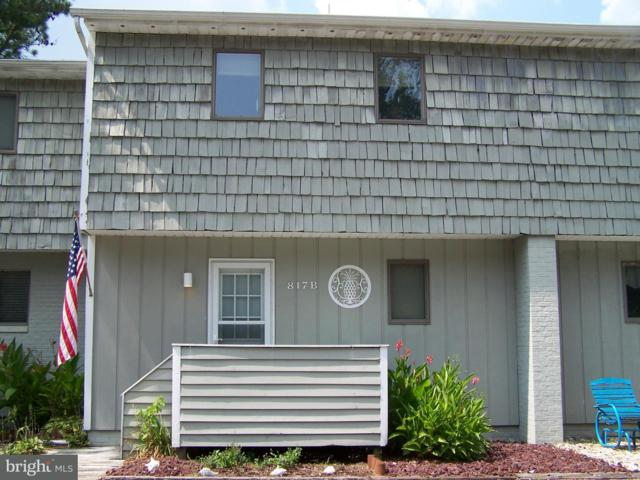 817 Beach Haven Drive B, BETHANY BEACH, DE 19930 (#1002334244) :: Barrows and Associates