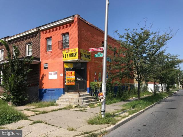 2146 Aiken Street, BALTIMORE, MD 21218 (#1002335502) :: Labrador Real Estate Team