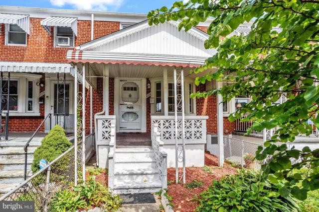 1008 Middlesex Road, BALTIMORE, MD 21221 (#1002336576) :: AJ Team Realty