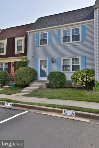 161 Sharpstead Lane, GAITHERSBURG, MD 20878 (#1002336712) :: Labrador Real Estate Team