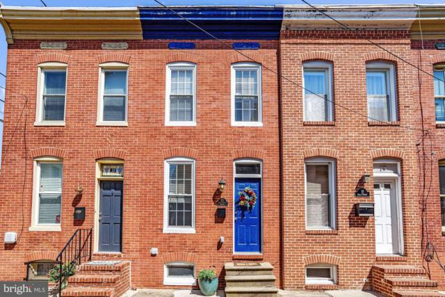 21 Duncan Street N, BALTIMORE, MD 21231 (#1002344352) :: Great Falls Great Homes