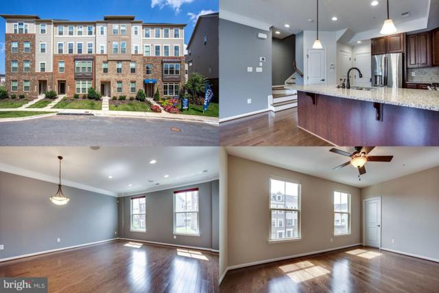 6212 Margarita Way #6212, FREDERICK, MD 21703 (#1002345230) :: ExecuHome Realty