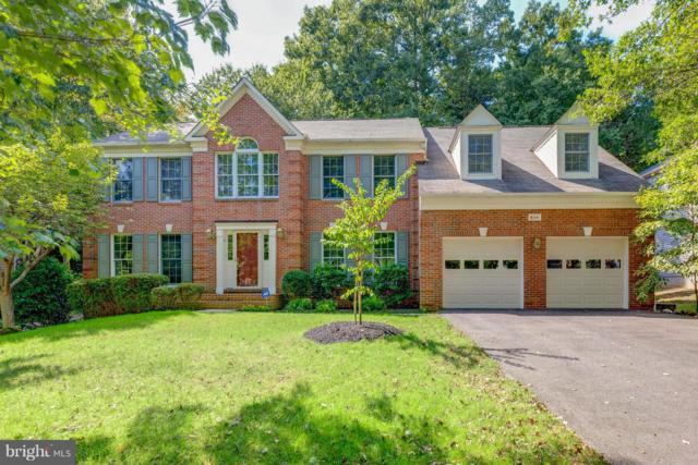 8114 Glenhurst Drive, FAIRFAX STATION, VA 22039 (#1002349876) :: Colgan Real Estate