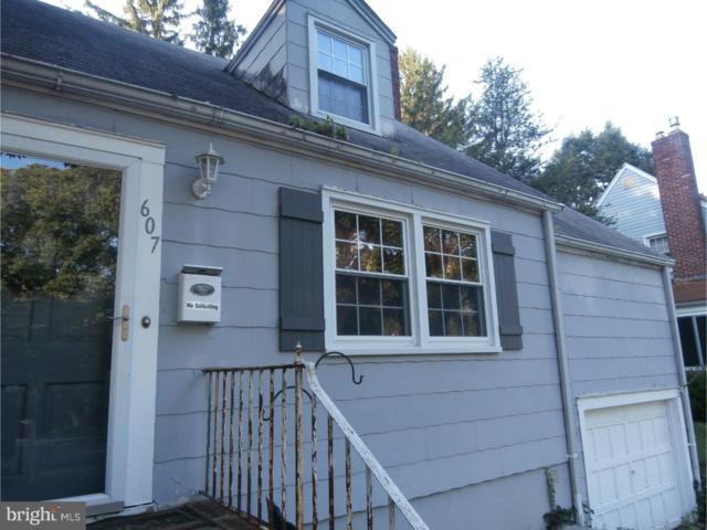 607 Latona Avenue, EWING TWP, NJ 08618 (#1002351198) :: Daunno Realty Services, LLC