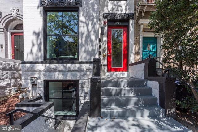 1719 U Street NW #1, WASHINGTON, DC 20009 (#1002351244) :: Dart Homes