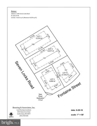 11801 Seven Locks Road, POTOMAC, MD 20854 (#1002352802) :: Eric Stewart Group