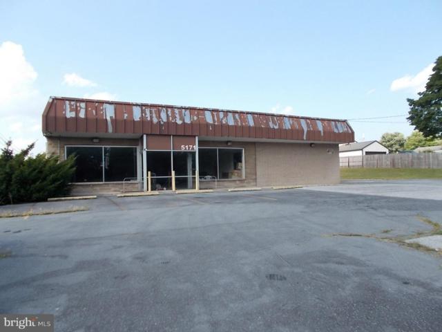 5171 Lincoln Way W, SAINT THOMAS, PA 17252 (#1002353016) :: The Craig Hartranft Team, Berkshire Hathaway Homesale Realty