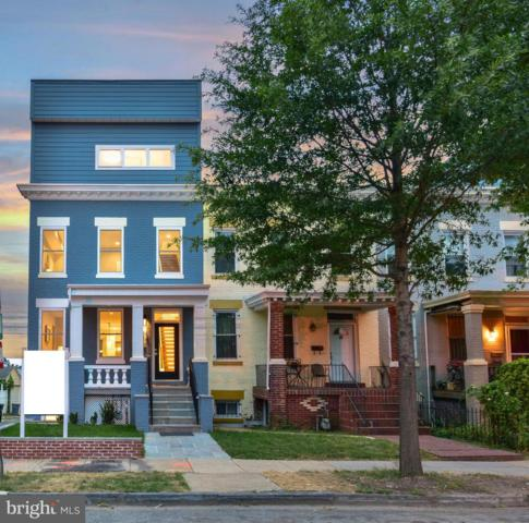 14 Channing Street NW #2, WASHINGTON, DC 20001 (#1002353038) :: Crossman & Co. Real Estate