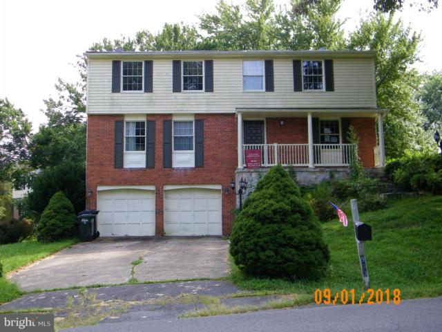 933 War Admiral Street, GREAT FALLS, VA 22066 (#1002353826) :: Advance Realty Bel Air, Inc