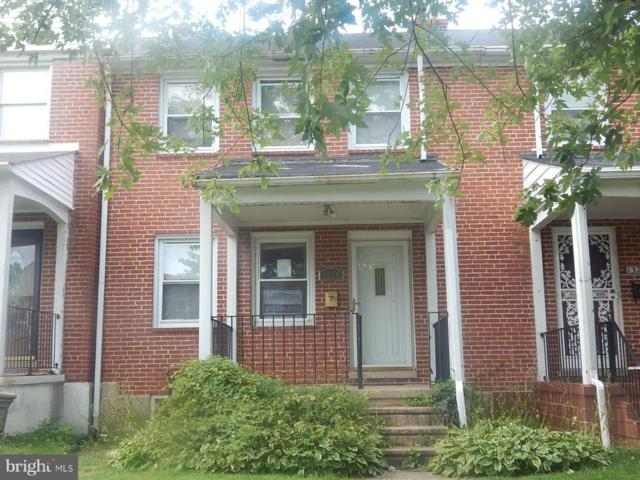 1318 Stonewood Road, BALTIMORE, MD 21239 (#1002357314) :: AJ Team Realty