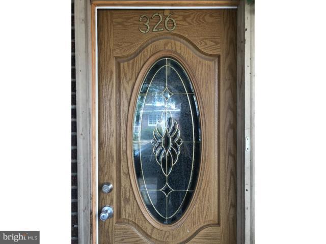 326 Gardner Avenue, TRENTON CITY, NJ 08618 (#1002357648) :: Colgan Real Estate