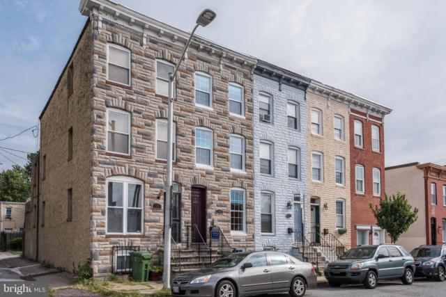 764 Ramsay Street, BALTIMORE, MD 21230 (#1002358544) :: The Putnam Group