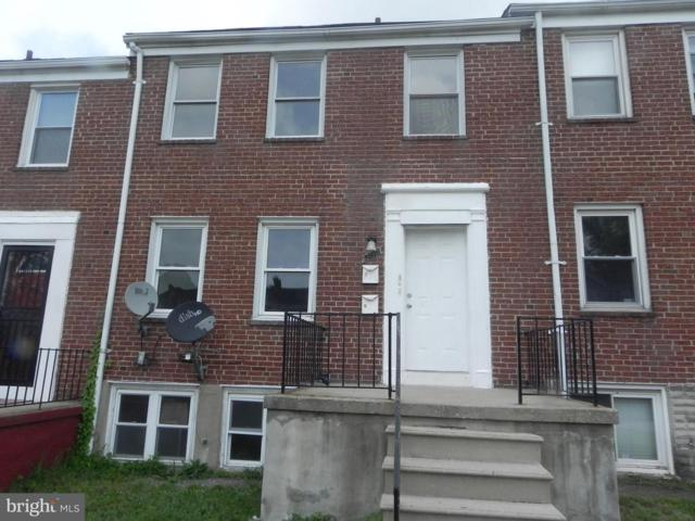 3506 Pelham Avenue, BALTIMORE, MD 21213 (#1002358640) :: ExecuHome Realty