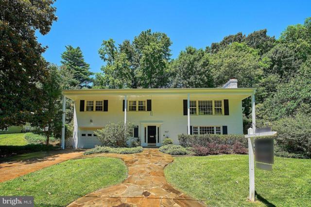 3807 36TH Road N, ARLINGTON, VA 22207 (#1002358808) :: Colgan Real Estate