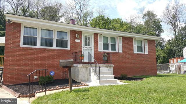8915 Maplebrook Road, RANDALLSTOWN, MD 21133 (#1002366484) :: The Putnam Group