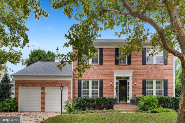 4 Halbright Court, LUTHERVILLE TIMONIUM, MD 21093 (#1002369128) :: AJ Team Realty