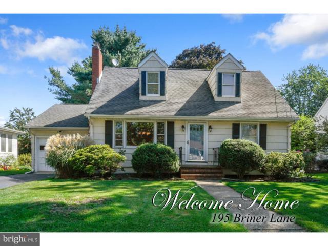 195 Briner Lane, HAMILTON SQUARE, NJ 08690 (#1002378808) :: Colgan Real Estate