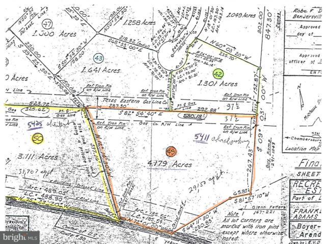 5411 Chambersburg Road, ORRTANNA, PA 17353 (#1002392080) :: The Craig Hartranft Team, Berkshire Hathaway Homesale Realty