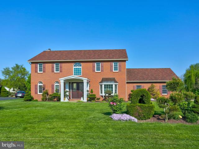 420 Spring Hollow Drive, NEW HOLLAND, PA 17557 (#1002394428) :: Benchmark Real Estate Team of KW Keystone Realty