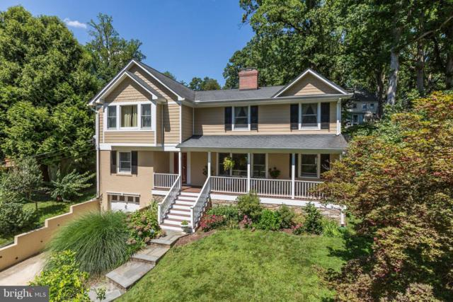 7125 Greenvale Parkway W, CHEVY CHASE, MD 20815 (#1002400630) :: Colgan Real Estate