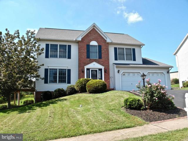 551 Colony Drive, MIDDLETOWN, PA 17057 (#1002408296) :: Benchmark Real Estate Team of KW Keystone Realty