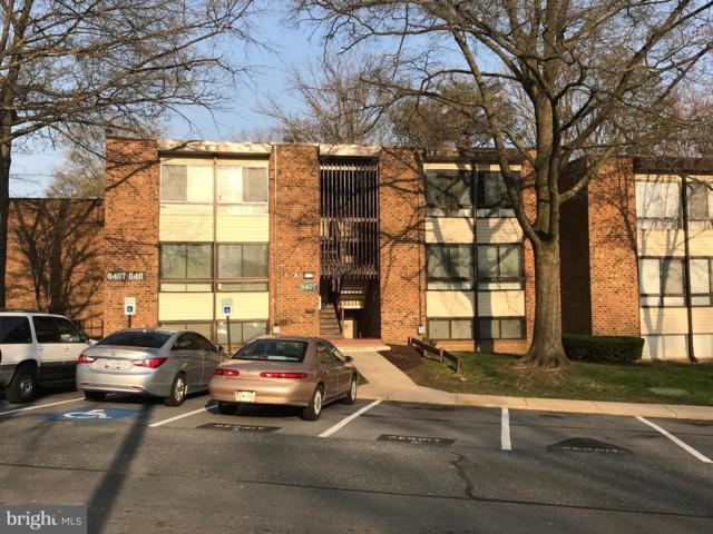 8407 Greenbelt Road T1, GREENBELT, MD 20770 (#1002414126) :: ExecuHome Realty