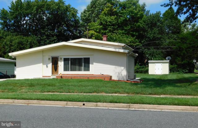 700 Kahn Drive, BALTIMORE, MD 21208 (#1002426630) :: The Riffle Group of Keller Williams Select Realtors