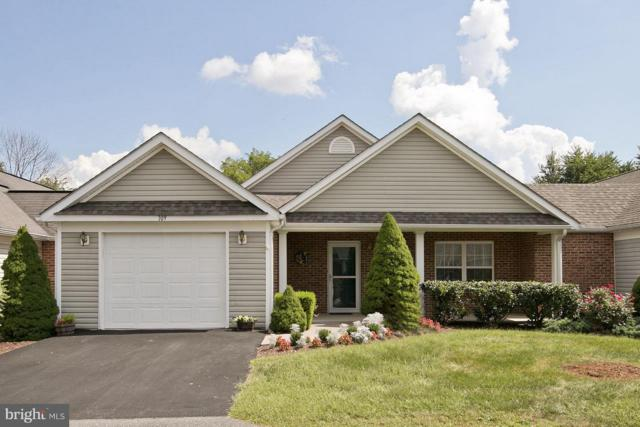 109 Tanglewood Lane, WINCHESTER, VA 22602 (#1002481920) :: TVRG Homes