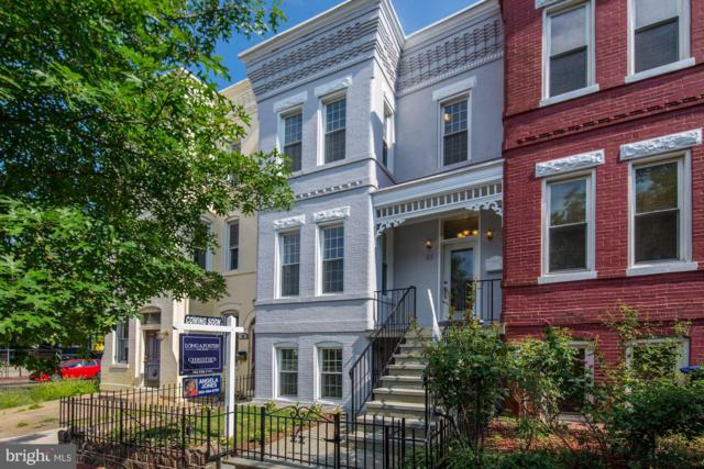 83 R Street NW, WASHINGTON, DC 20001 (#1002497346) :: Crossman & Co. Real Estate