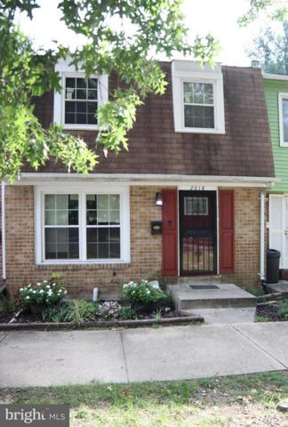 2018 Chadwick Terrace, TEMPLE HILLS, MD 20748 (#1002498362) :: Great Falls Great Homes