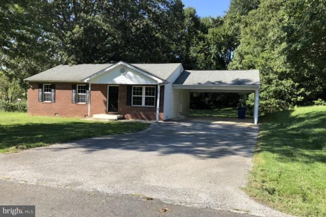 5282 Red Hill Drive, INDIAN HEAD, MD 20640 (#1002525156) :: Colgan Real Estate