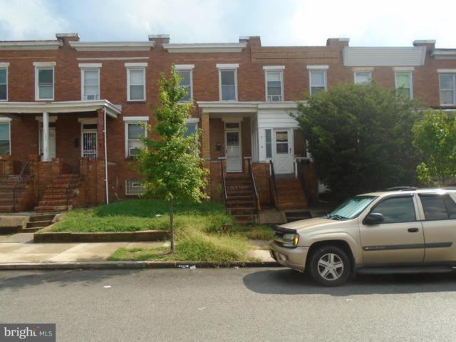 3625 Fayette Street E, BALTIMORE, MD 21224 (#1002606432) :: Remax Preferred | Scott Kompa Group