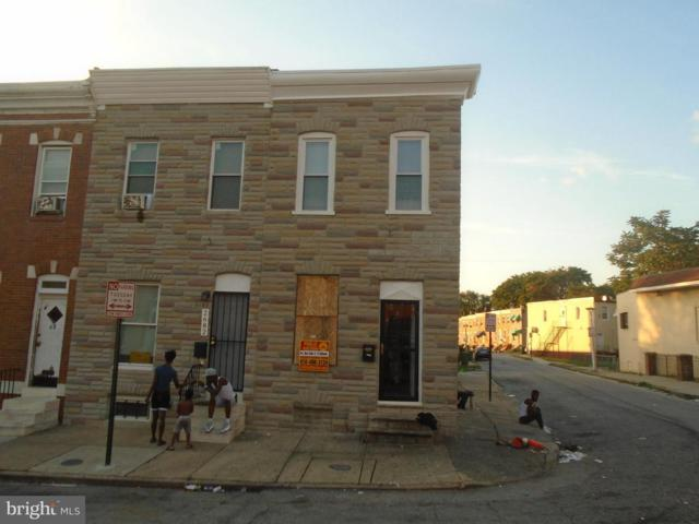 2680 Dulany Street, BALTIMORE, MD 21223 (#1002609754) :: AJ Team Realty