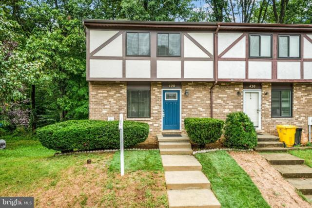 428 Knottwood Court, ARNOLD, MD 21012 (#1002657228) :: AJ Team Realty