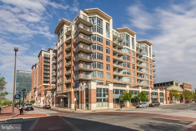 1400 Lancaster Street #703, BALTIMORE, MD 21231 (#1002659666) :: SURE Sales Group