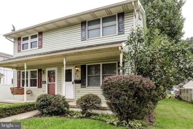 521 W 3RD Street, HUMMELSTOWN, PA 17036 (#1002672892) :: The Joy Daniels Real Estate Group