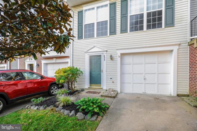 655 Tammy Terrace SE, LEESBURG, VA 20175 (#1002735170) :: Colgan Real Estate
