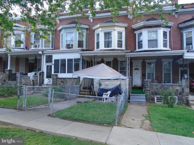 2732 Mosher Street, BALTIMORE, MD 21216 (#1002758544) :: ExecuHome Realty