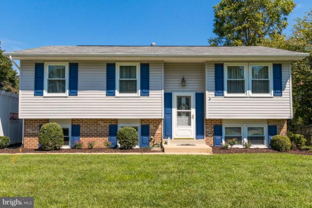 820 Yvette Drive, FOREST HILL, MD 21050 (#1002770658) :: Colgan Real Estate