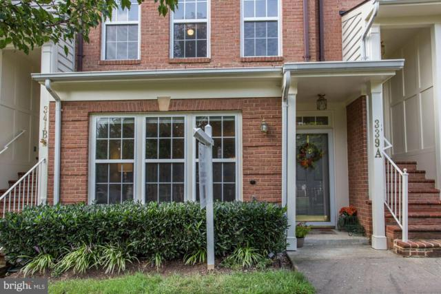 339 Cross Green Street A, GAITHERSBURG, MD 20878 (#1002772442) :: Great Falls Great Homes