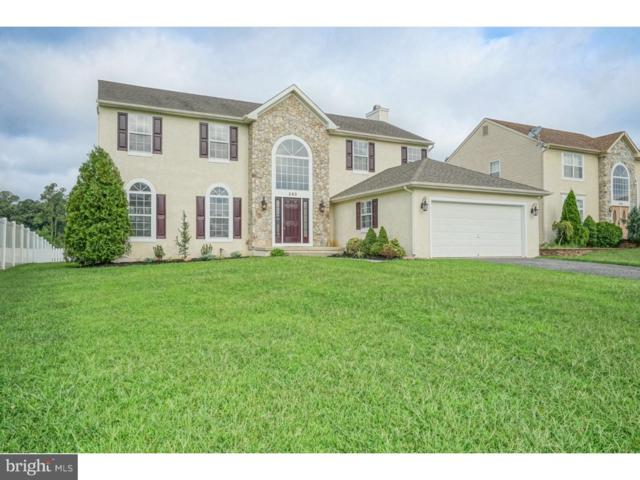 353 Rushfoil Drive, MONROE TWP, NJ 08094 (MLS #1002775074) :: The Dekanski Home Selling Team