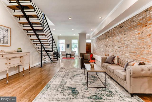 1307 Lombard Street, BALTIMORE, MD 21223 (#1002776276) :: Labrador Real Estate Team