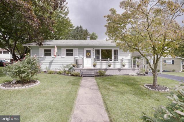 120 Oakmere Road, OWINGS MILLS, MD 21117 (#1002776376) :: Colgan Real Estate