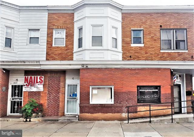 2519 Washington Boulevard, BALTIMORE, MD 21230 (#1002804610) :: Homes to Heart Group