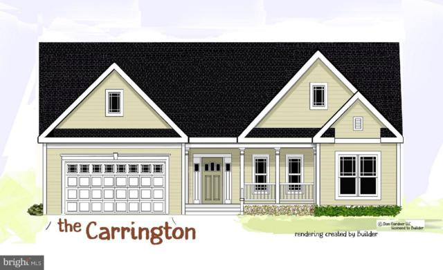 14 Brooks Drive 14 IS FOR LOT 1, COLONIAL BEACH, VA 22443 (#1002887286) :: The Gus Anthony Team