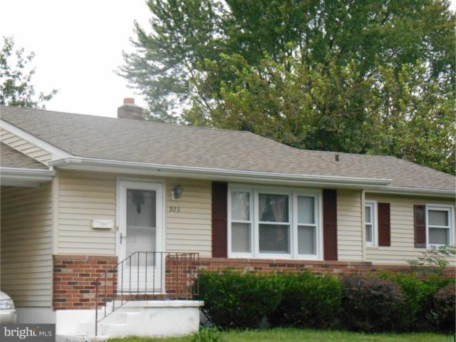 923 Carvel Drive, DOVER, DE 19901 (#1003022574) :: Colgan Real Estate