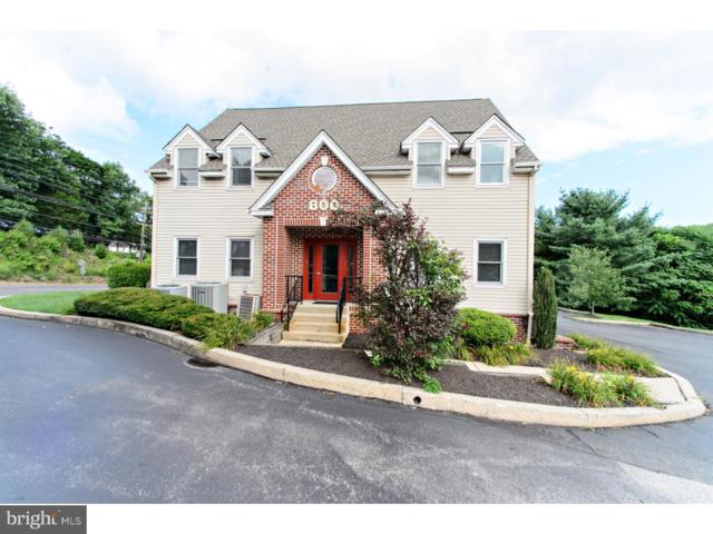 2500 E High Street #810, POTTSTOWN, PA 19464 (#1003117970) :: The John Wuertz Team