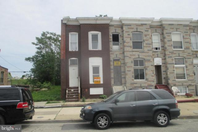 1811 Milton Avenue N, BALTIMORE, MD 21213 (#1003248730) :: AJ Team Realty