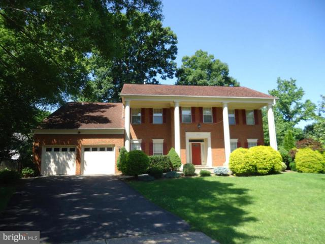 6143 Mountain Springs Lane, CLIFTON, VA 20124 (#1003251650) :: Colgan Real Estate