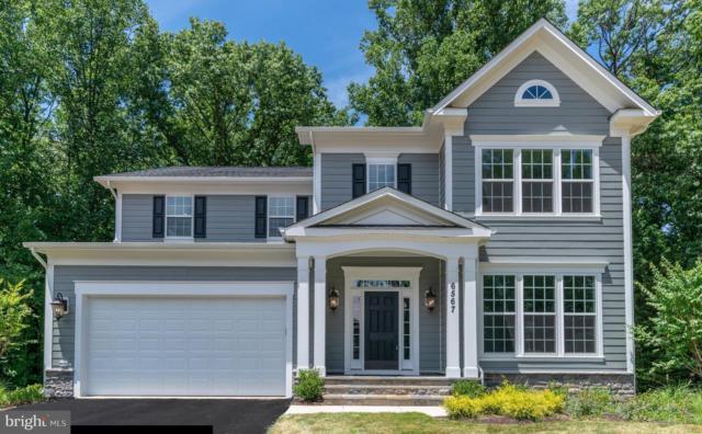 2709 Chain Bridge Road, VIENNA, VA 22181 (#1003259828) :: Blue Key Real Estate Sales Team